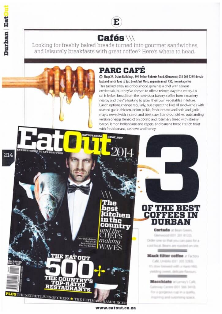 eatout top 500 restaurants 2013