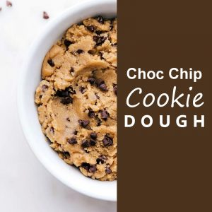 choc chip cookie dough